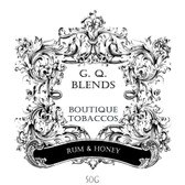 "GQ Blends - ""Blend it Yourself Kit"" - Rum & Honey 50g"