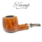 Neerup - Classic Series -  Gr 3 Bent Pot Pipe (Smooth)