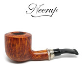 Neerup - Classic Series -  Gr 2 Bent Pot Matte Pipe (Smooth)