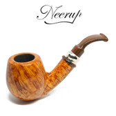 Neerup - Classic Series -  Gr 3 Bent Billiard Pipe  (Smooth)