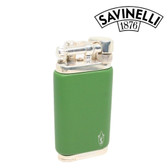 Savinelli - IM Corona - Old Boy Green Pipe Lighter