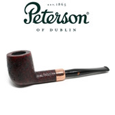 Peterson - Christmas Pipe 2018  - 106 Sandblast Fishtail