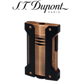 S.T. Dupont - Defi Extreme - Brushed Copper - Torch Lighter