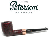 Peterson - Christmas Pipe 2018  -X105 Sandblast Fishtail