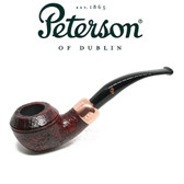 Peterson - Christmas Pipe 2018  -999 Sandblast Fishtail