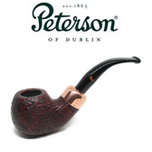 Peterson - Christmas Pipe 2018  - XL02 Sandblast Fishtail