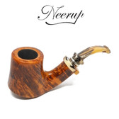 Neerup - Classic Series -  Gr 3 Volcano Pipe  (Smooth) 9mm