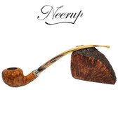 Neerup - Classic Series -  Gr  4 Churchwarden Pipe 1 (Smooth) 9mm