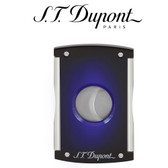 S.T. Dupont - Maxijet - Cigar Cutter - Sunburst Blue