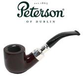 Peterson - Red Spray Spigot - 01 - Sterling Silver
