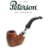Peterson - Premium Spigot - 304 - Sterling Silver - P Lip