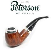 Peterson - XL90 - Smooth - Silver Cap - P Lip