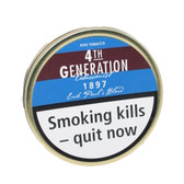 Erik Stokkebye - 4th Generation 1897  Pipe Tobacco - 50g Tin