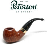 Peterson - Gold Mounted XL02 - Natural Straight Grain