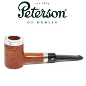 Peterson - Tankard (Natural) - Silver Cap  P Lip