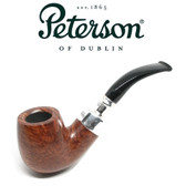 Peterson - XL90 Sterling Silver Army Spigot - Fishtail