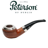 Peterson 999 (Natural) - Smooth - Silver Cap - P Lip