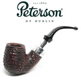 Peterson -Rustic Spigot - XL220 - Sterling Silver - Fishtail