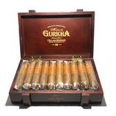 Gurkha - Cellar Reserve 18 Year Old Solara Double Robusto - Box of 20 Cigars