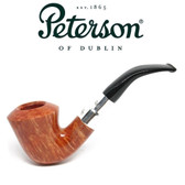 Peterson - B10  Sterling Silver Spigot (Natural Finish) 9mm Filter