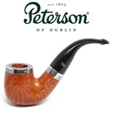 Peterson - X220 - Smooth (Natural)  - Silver Cap - P Lip