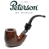 Peterson - House Pipe - XXL Bent Oak - P Lip