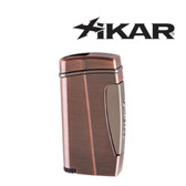 Xikar - Executive II Single Jet Flame Lighter - Vintage Bronze