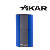 Xikar - Flash -  Single Jet Flame Lighter - Blue