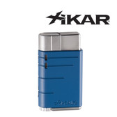 Xikar - Linea -  Single Jet Flame Lighter - Blue