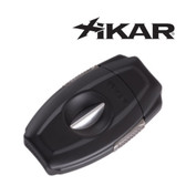 Xikar - VX2 Black  -  V Cut Cigar Cutter