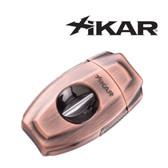 Xikar - VX2 Vintage Bronze  -  V Cut Cigar Cutter