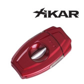 Xikar - VX2 Red  -  V Cut Cigar Cutter