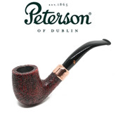 Peterson - Christmas Pipe 2018  - 69 Sandblast Fishtail - 9mm
