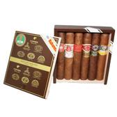 Cuban Selección Robusto Gift Box - 6 EMS Habanos Cigars