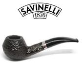 Savinelli -  Joker Rusticated Pipe - 673 - 6mm Filter