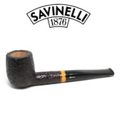 Savinelli -  Sistina Rusticated Pipe - 106 - 6mm Filter