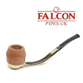 Falcon - Gold Plated  Pipe Set with 2 x  Bowls #2