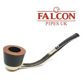 Falcon - Gold Plated  Pipe Set with 2 x  Bowls #3