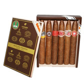 Cuban Selección Piramides Gift Box - 6 EMS Habanos Cigars