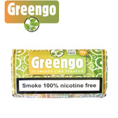 Greengo - Herbal Tobacco - Tobacco & Nicotine Free - 30g Pouch