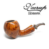 Neerup - Basic Series -  Gr 2 Pipe Acorn (Smooth) 9mm