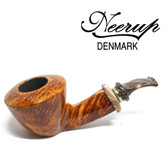 Neerup - Classic  Series -  Gr 3 Semi Bent Pipe 1 (Smooth) 9mm