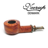 Neerup - Classic  Series -  Gr 2  Squat Pipe  (Sandblast) 9mm