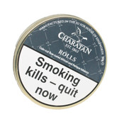 Charatan - Rolls - Pipe Tobacco 50g Tin (Dunhill Deluxe Navy Rolls)