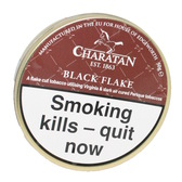 Charatan - Black Flake - Pipe Tobacco 50g Tin (Dunhill Dark Flake)