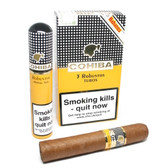 Cohiba - Robusto (Tubed) - Pack of 3 Cigars