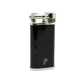 Peterson - Black & Chrome Pipe Lighter
