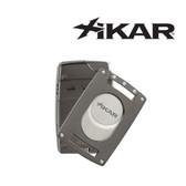 Xikar - Ultra Combo - Single Jet Mag Lighter & 60 Gauge Cutter - Gunmetal