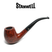 Stanwell - Royal Guard  83  - Bent Billiard Pipe