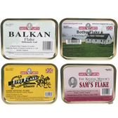Pipe Tobacco Sampler - Samuel Gawith Flake 1 - 40g Total